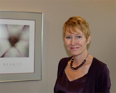 Photo of Dr. Kim Lane at Women's Healthwise