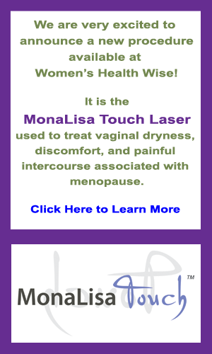 Monalisa touch laser for vaginal pain dryness, irritation